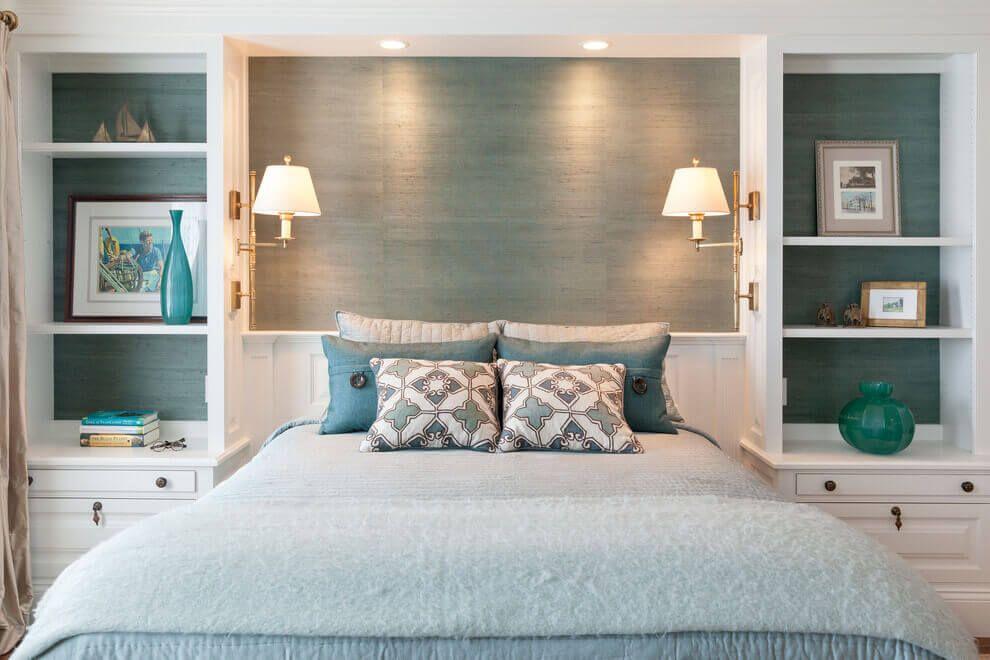 Дизайн спальни своими руками: 20 готовых решений | 20 фото