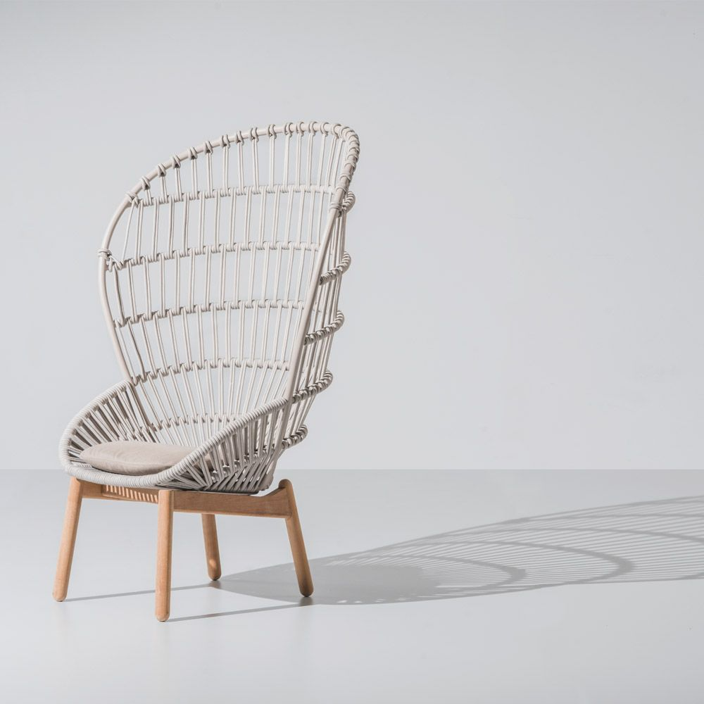 'Cala' is a high backed armchair inspired by the iconic Emanuelle. The chair…