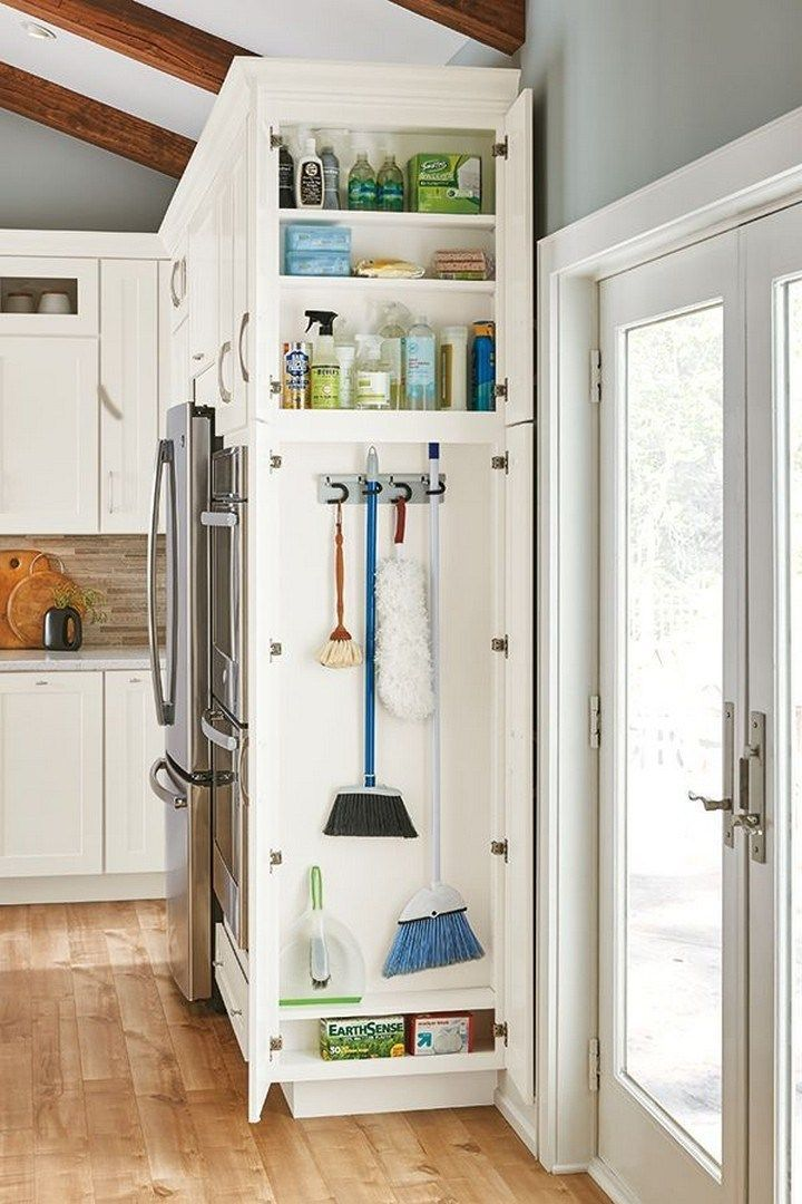 ✔27 inspiring kitchen cabinet organization ideas 18 > Fieltro.Net