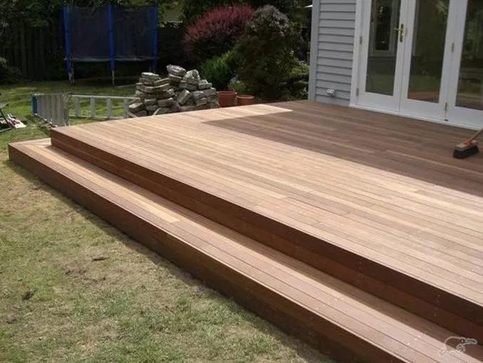 ✔28 gorgeous backyard patio deck ideas to bring a comfort feeling 27 > Fieltro.Net