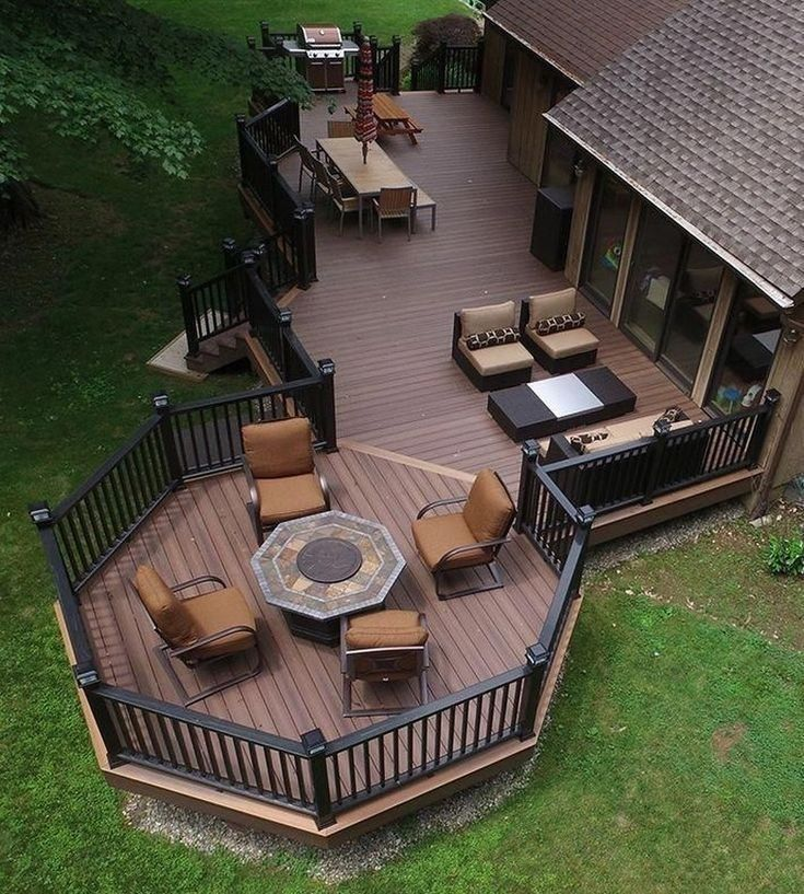 ✔42 stunning deck ideas that that will amaze and inspire you 21 – https://bingefashion.com/home