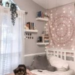 ❤ 34 pretty pink bedroom ideas for your lovely daughter 29 – nothingideas.com | Teenage Bedro...