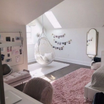 ➤58 Bedrooms Ideas For Teenage With Aesthetic Touch #bedroom #teenage #bedroom...