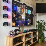 💘 73 Most Popular Video Game Room Furniture Decor-892 ,