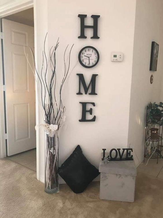 📌 78 Beautiful Living Room Farmhouse Wall Decor Ideas-4154 #livingroomideas #…