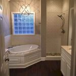 01 cool bathroom shower makeover decor ideas - setyouroom.com