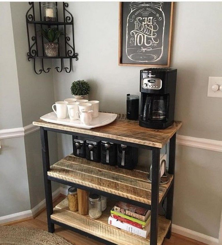 10+ Admirable Kitchen Carts and Island Ideas