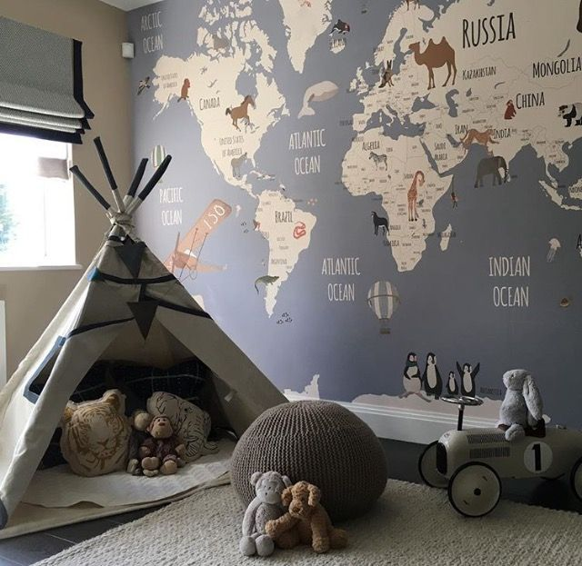 10 Baby boy room ideas that will bring convenience for your baby – Enthusiastized