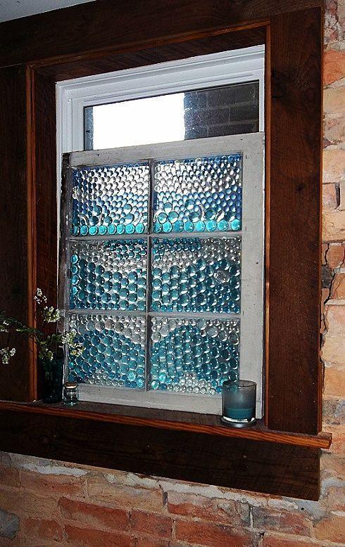 10+ Beautiful Design For Bathroom Windows Treatment Ideas