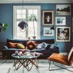 10 Blue Living Room Ideas That Make an Unforgettable Statement | Hunker