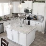 10 Elegant White Kitchen Design Ideas For More Comfortable