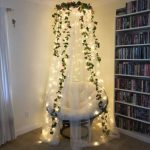 10 Fairy lights Bedroom Ideas That We Are Loving