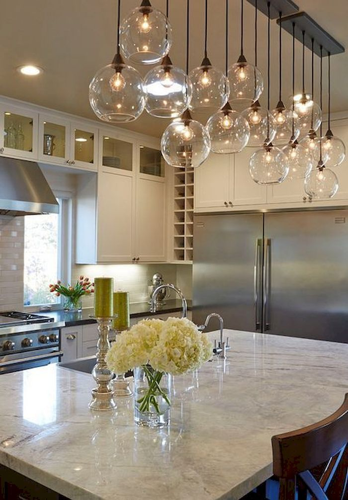 10 Light Fixtures That Will Make a Big Difference In Your Kitchen – GODIYGO.COM