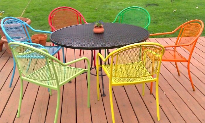 10 New Ways to Think About Wrought Iron for the Garden or Patio – pickndecor.com/design