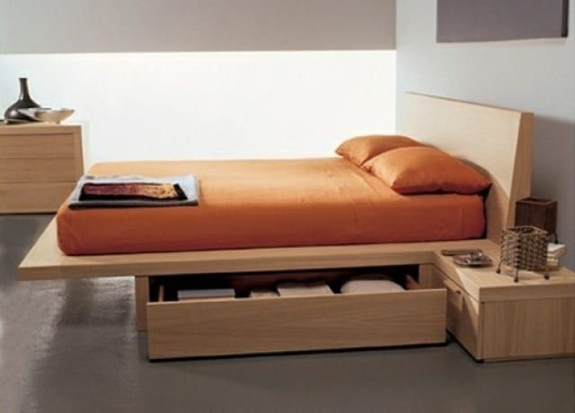 10 Spectacular Storage Platform Beds that Beautify a Home
