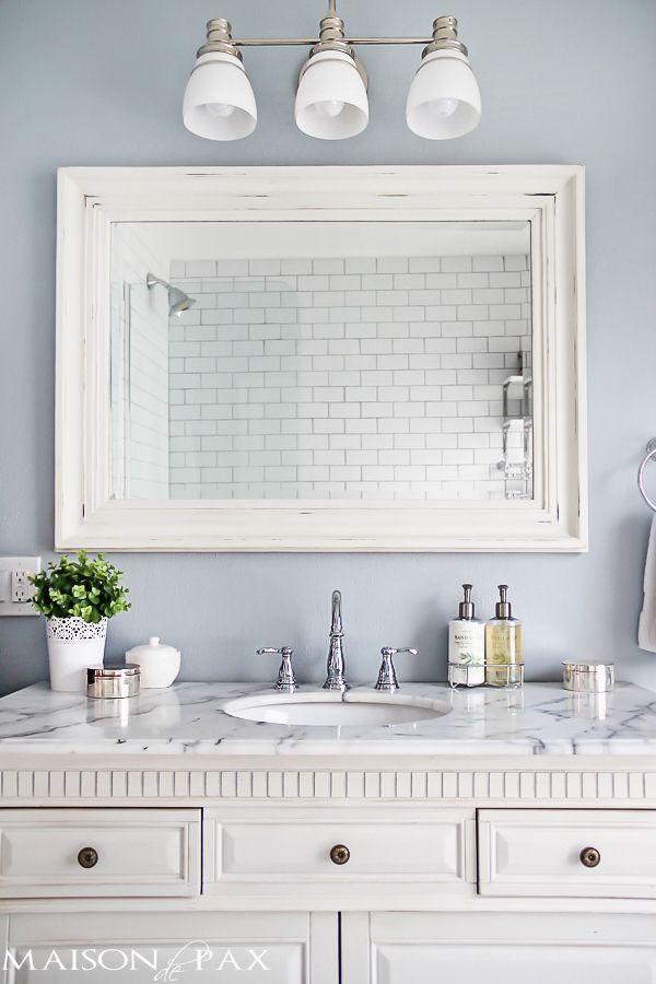 10 Tips for Designing a Small Bathroom – Maison de Pax