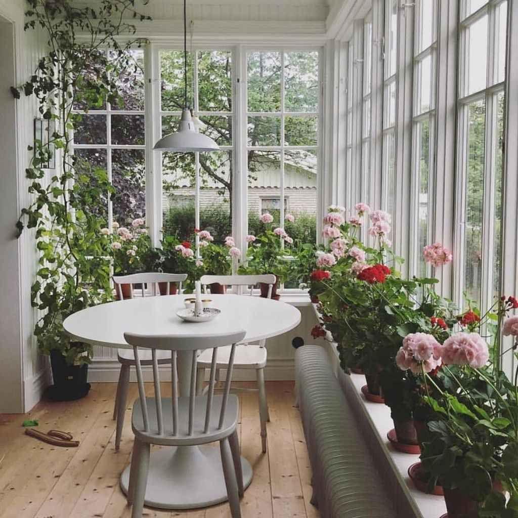 100 Cozy Farmhouse Sunroom Decor Ideas – Structhome.com