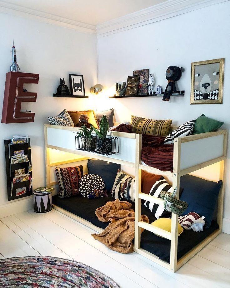 100+ Cute Modern Children Bedroom Ideas (9) – Home of Pondo – Home Design