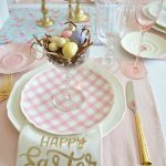 12 Beautiful and Easy Easter Tablescape Ideas to Make