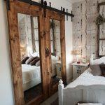 12 Cool Barn Door Closet Ideas You Can DIY
