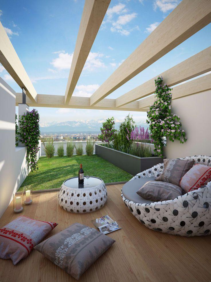 12 innovative rooftop ideas – worldefashion.com/decor