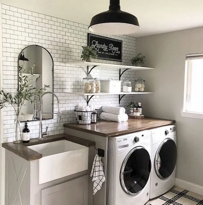 120 small laundry room ideas you need to know -page 29 – homeinspins.com