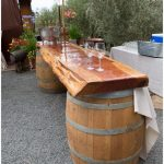 135 Wine Barrel Furniture Ideas You Can DIY or BUY [PHOTOS!]