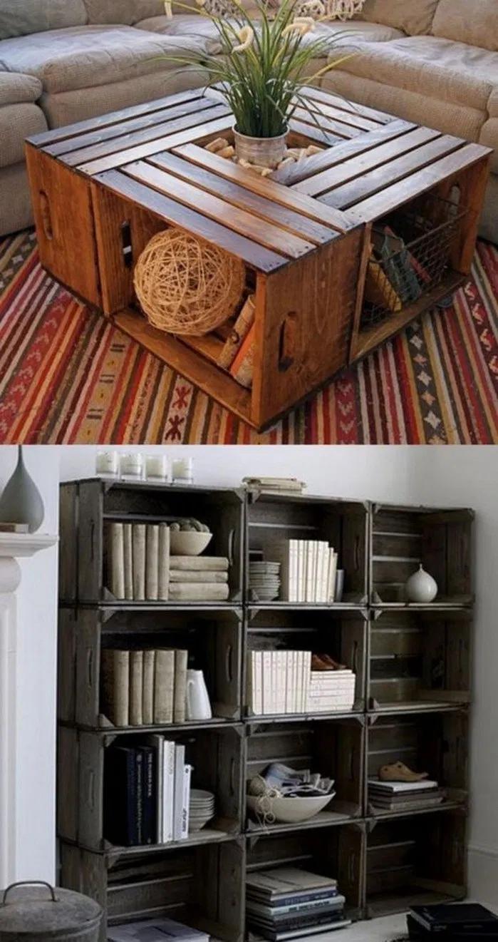 15 Best DIY Wooden Furniture Ideas That Inspire #wood #furniture #diywood ~ Agus