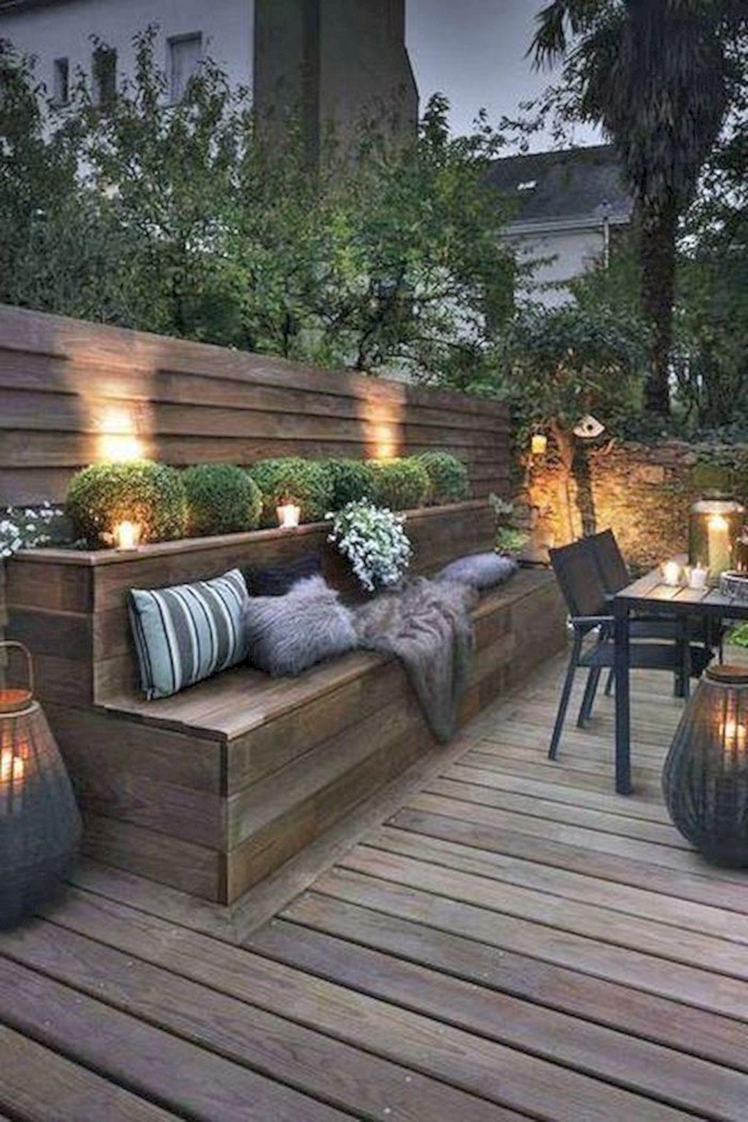 15 Modern Deck Patio Ideas For Backyard Design And Decoration Ideas – https://pickndecor.com/interior