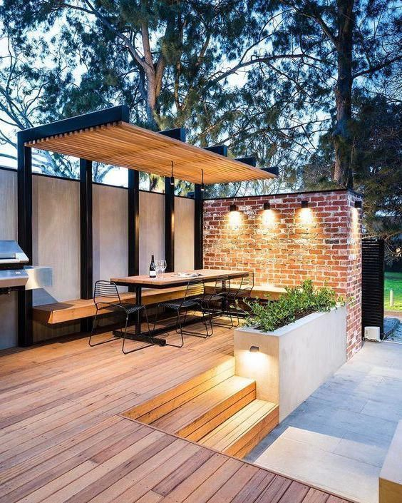 26+ Patio Ideas to Beautify Your Home On a Budget – worldefashion.com/decor