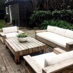 45 Cool DIY Outdoor Couch Ideas to Enjoy Your Relax Moment Outside The House - petrolhat.com