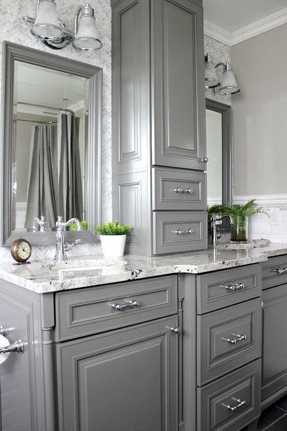 Top 10 Double Bathroom Vanity Design Ideas in 2019