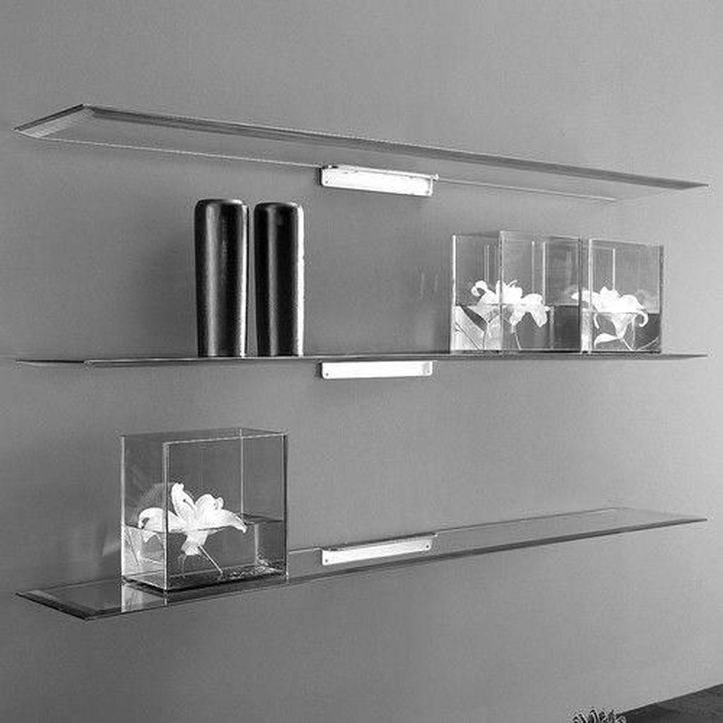 40 The Best Bathroom Glass Shelves Design Ideas – HOOMDESIGN
