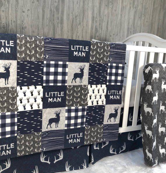 Baby  Nursery Bedding Set , Baby , Woodland , Moose , Bear ,  Arrow  , Baby Bedding , Babylooms Crib Bedding