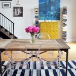 17 Stunning Ghost Chair Inspirations | Homelovr
