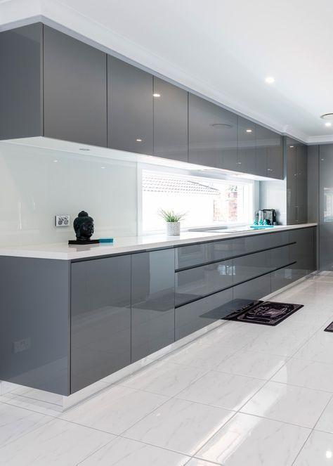 30+ Sleek & Inspiring Contemporary Kitchen Design Ideas