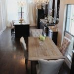 10 Narrow Dining Tables For a Small Dining Room | Modern Dining Tables