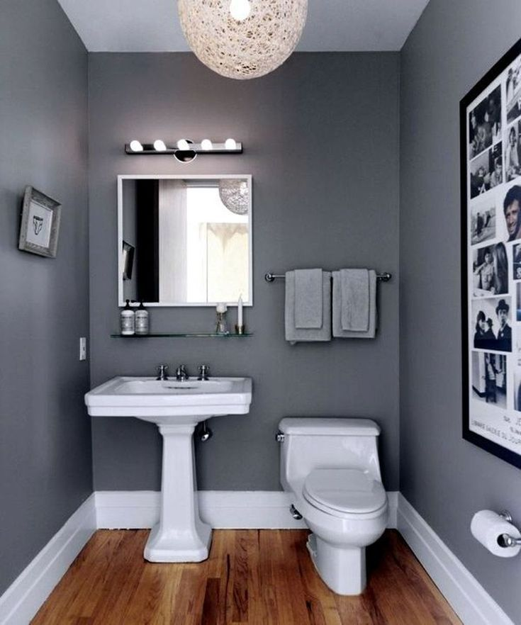 25 Beautiful Bathroom Color Scheme Ideas for Small & Master Bathroom