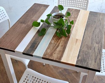 Farmhouse Breakfast Table or Dining Table Set with or without Stools – Farmhouse Table