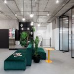 30+ Magnificient Industrial Office Design Ideas - TRENDECORS