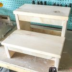 Simple Step Stool | 100 Things 2 Do