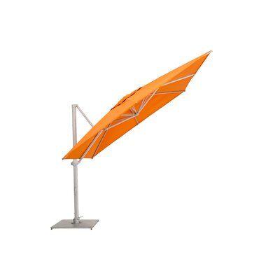 Woodline Shade Solutions Pavone Cantilever Umbrella | Perigold