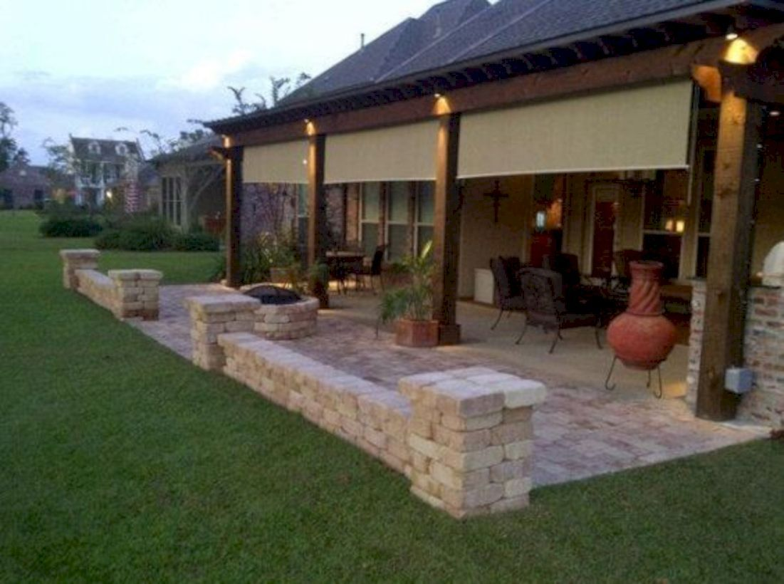 48 Covered Patio Design Ideas That you Can Try – petrolhat.com