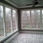 58+ Comfy Modern Farmhouse Sunroom Decor Ideas