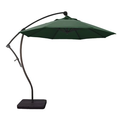 California Umbrella Bayside Series 9′ Cantilever Umbrella | Perigold