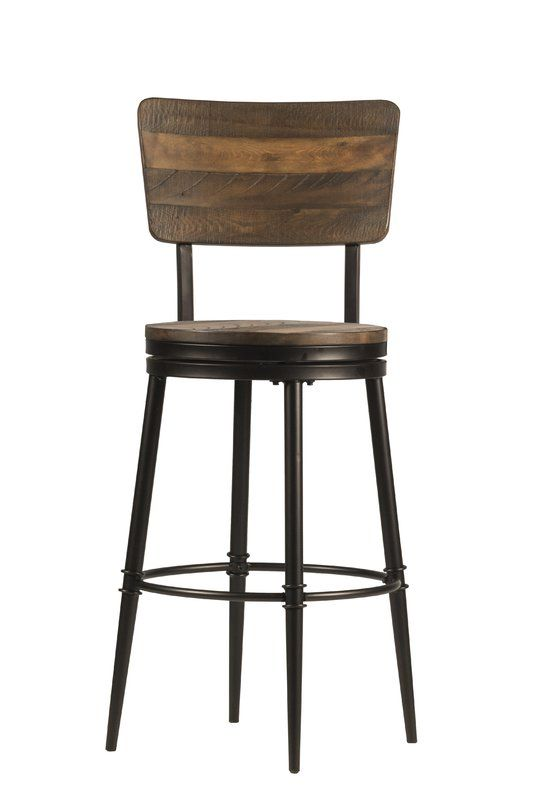 Cathie 30″ Swivel Bar Stool