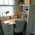 7 Beautiful Home Desk Ideas Make Comfortable (for Cozy Study)