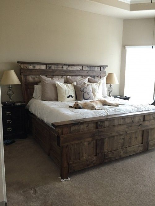 💘 87 Most Popular King Size Bed Frames Ideas – Choose the Right King Size Bed…