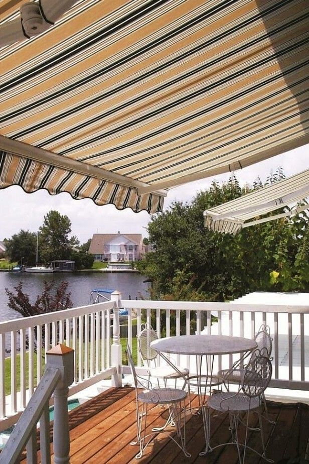 65+ Impressive Retractable Awning Design – Pictures – Ideas for Your Summer 14