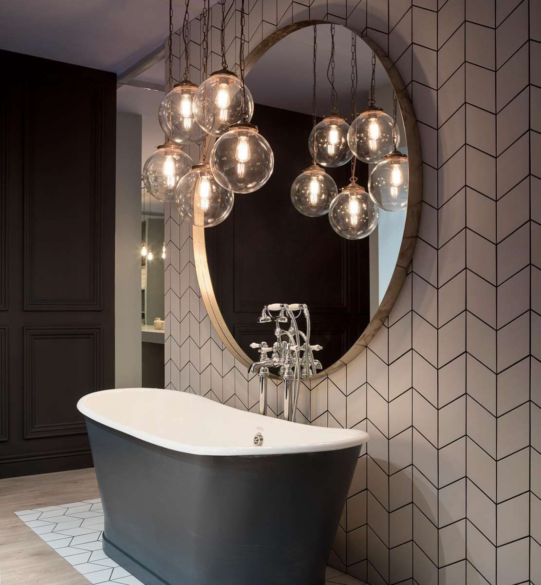√ 10 Bathroom Lighting Ideas – Unique Lights for Bathroom [BEST PICK]